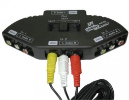 RCA VIDEO SELECTOR 3 TO 1