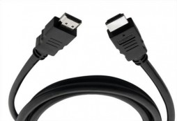 HDTV CABLE 6FT HDMI PLUG TO CABLE PLUG