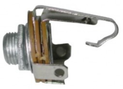 1/4' CHASSIS CLOSED JACK