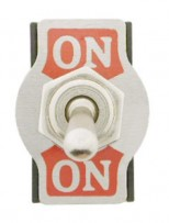 HEAVY TOGGLE SWITCH DPDT6..