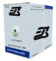 CAT 5E 1000FT SPOOL WIRE