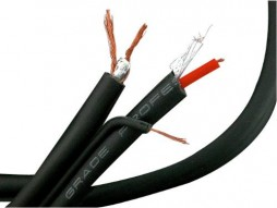 CABLE W/GROUND WIRE