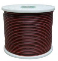 18G BLK/RED SPEAKER WIRE