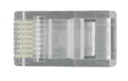 RJ45 CAT 5 PLUG 8 cond