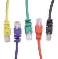 PATCH CORD SHIELDED 25'..