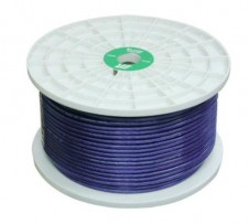 PRIMARY WIRE CLEAR BK 500 FT RED